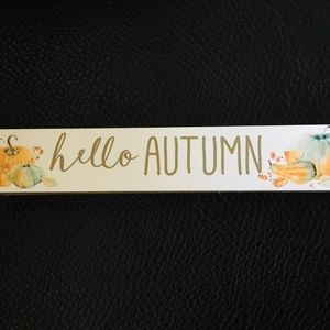 🎄Clearance🎄AUTUMN Sign